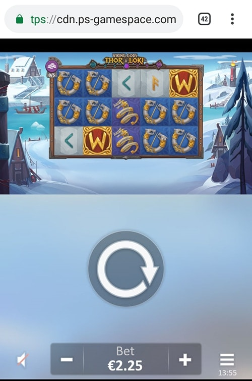 Mobile Slots at Unique Casino