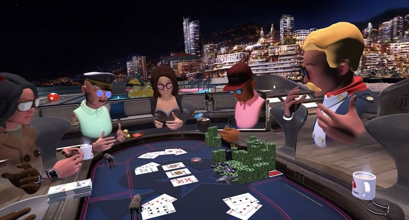 PokerStars VR Play Money