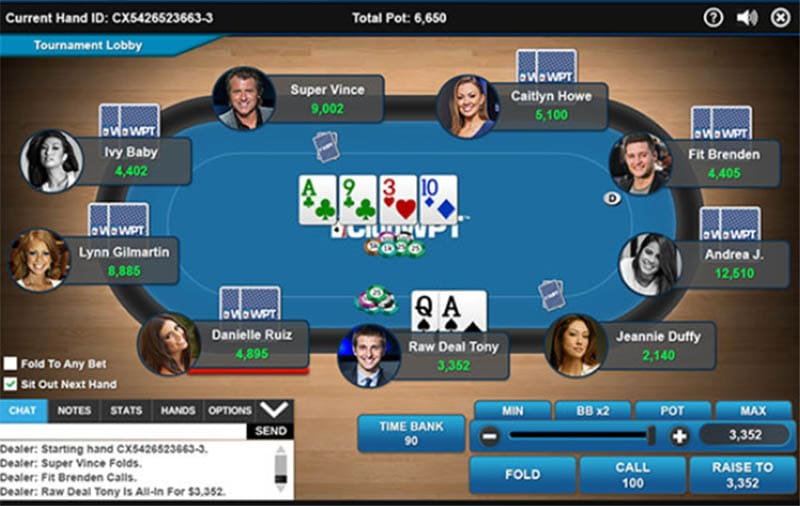 ClubWPT Gallery 2