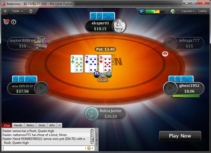 Fusion Poker