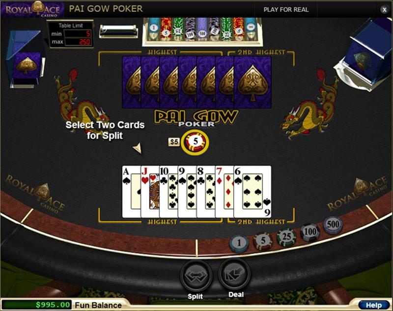 Withdrawal Times at Royal Ace Casino