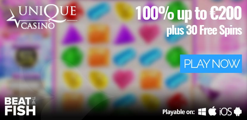 Play at Unique Casino