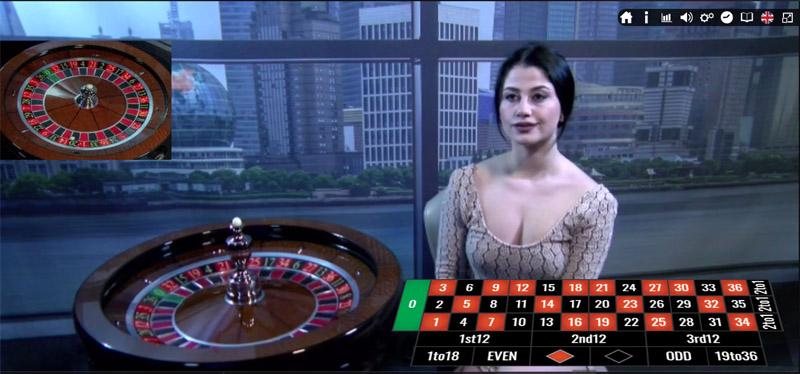 Black Diamond Casino Live Dealers