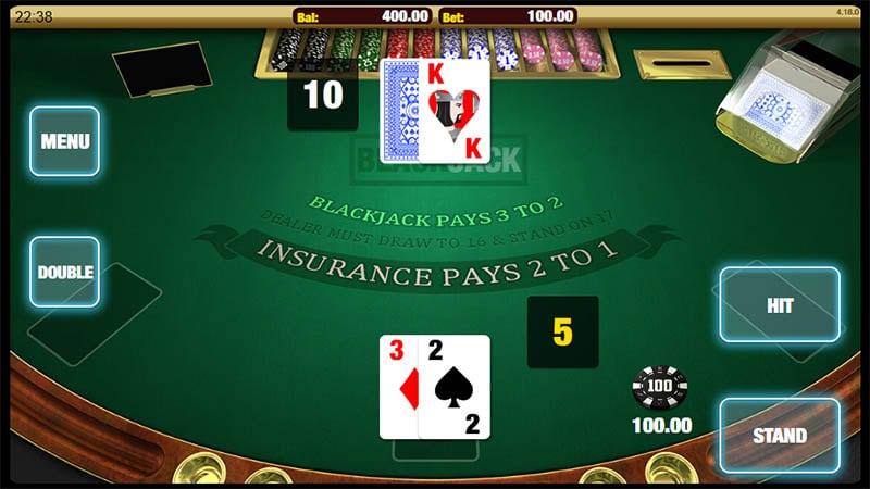 Plush Casino Blackjack