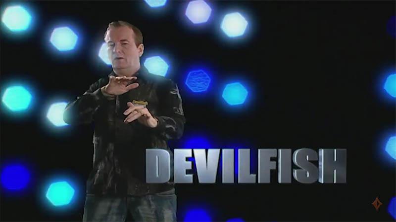 Devilfish Pro Poker Player