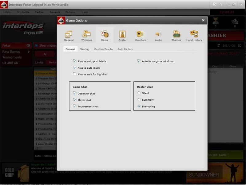 Intertops Software