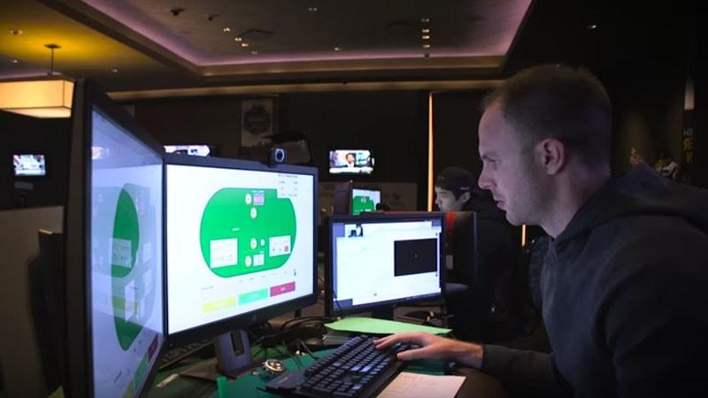 Jason Les vs Libratus poker AI