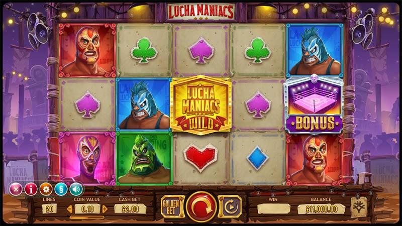 Slot Games at Plush Casino