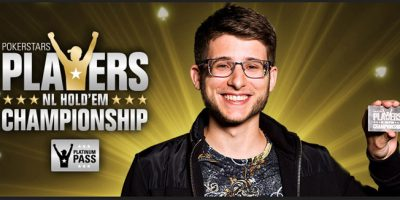 PokerStars Players Championship the Biggest Ever $25,000 Event