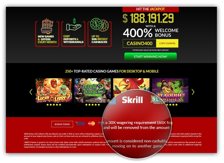 Best Online Casino Terms