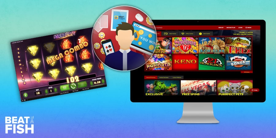 best online casino to