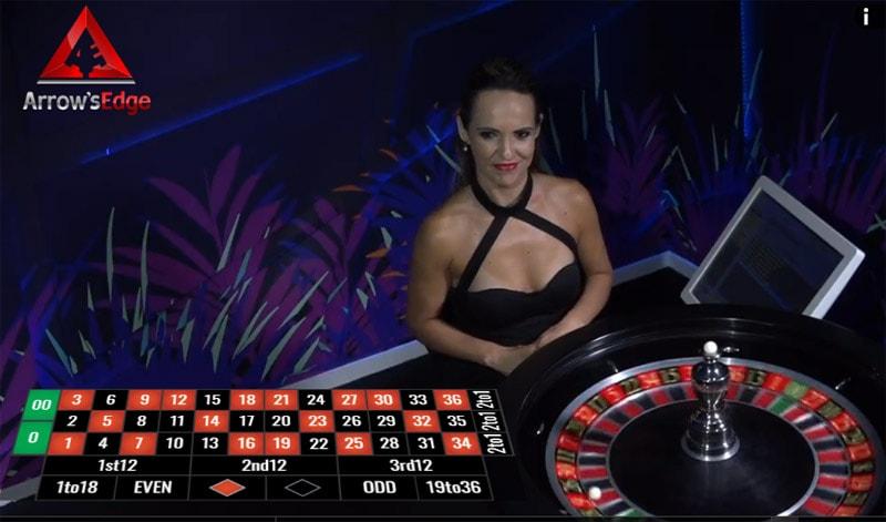 Drake Casino Live Roulette