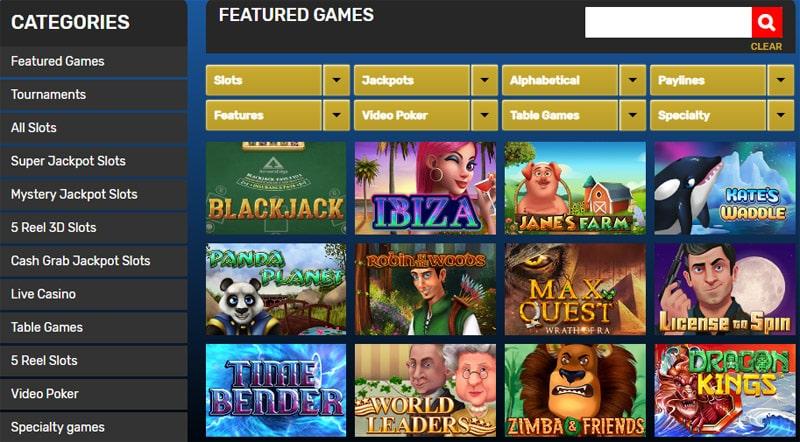 Slots on Drake Casino