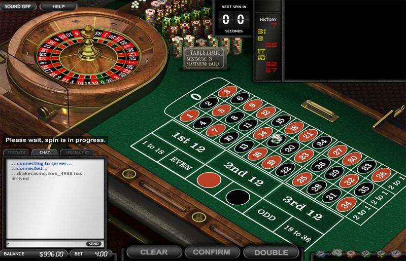 Drake Casino Deposits