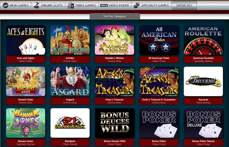 Instant Play Casino Software