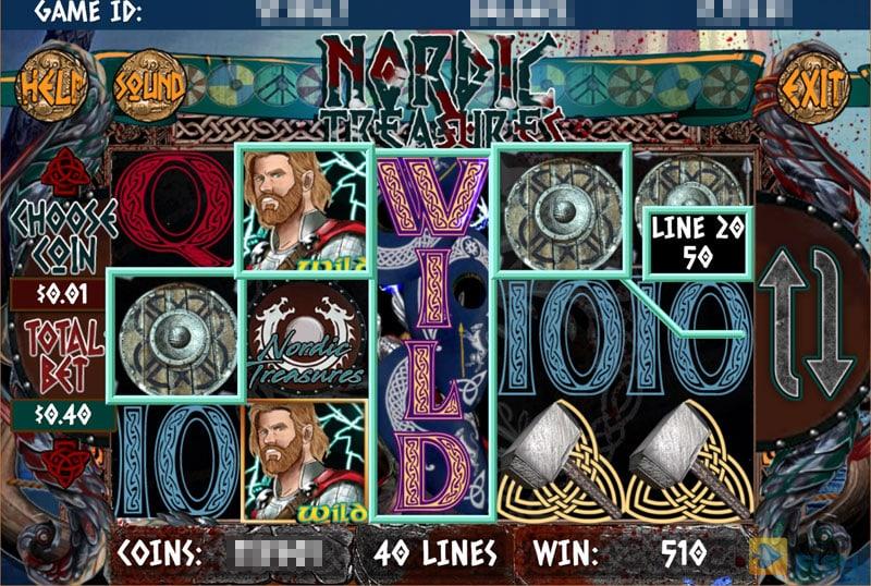 5Dimes Casino Video Slots