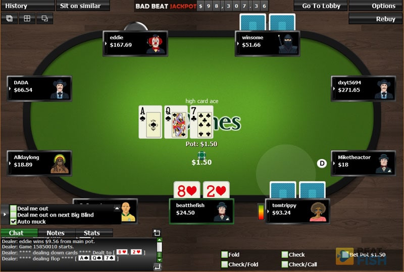 Grand Poker Open to USA Players