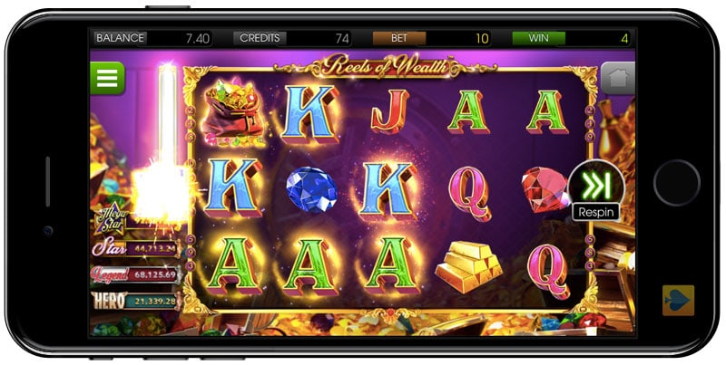 Wagerweb Mobile Casino