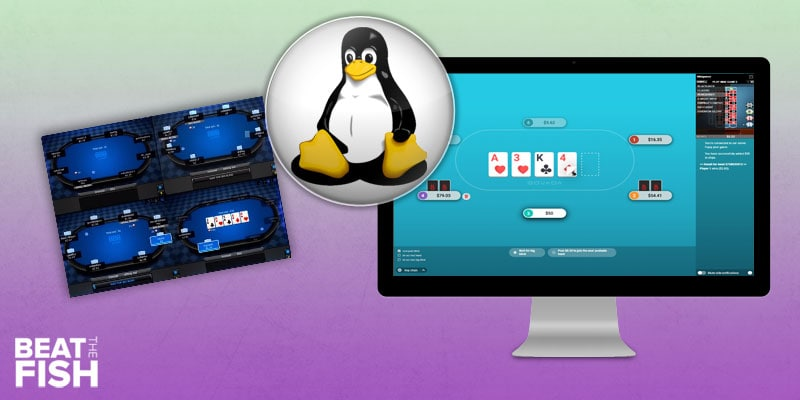 Poker Sites that Work on Linux