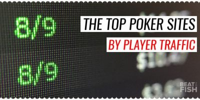 The Biggest Poker Sites With The Most Player Traffic