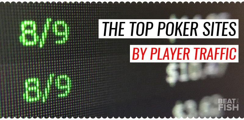 The Biggest Poker Sites