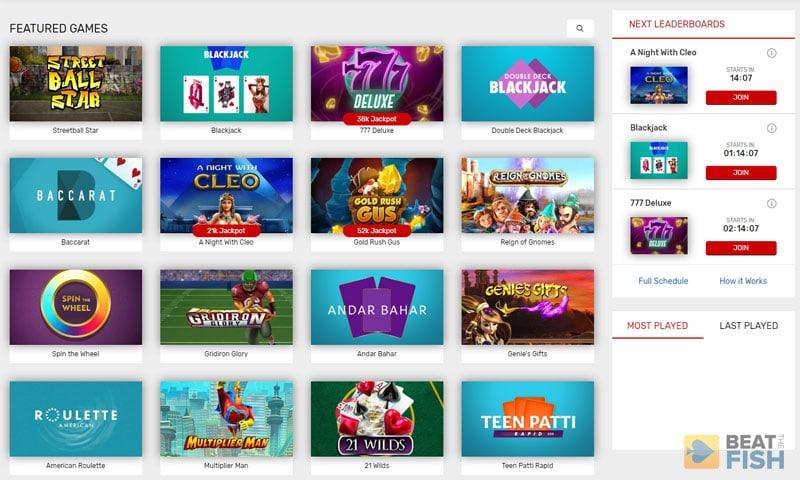 Legit Online Casinos accepting Americans