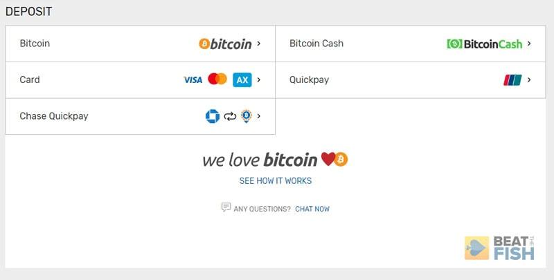 USA Casinos Accepting Bitcoin