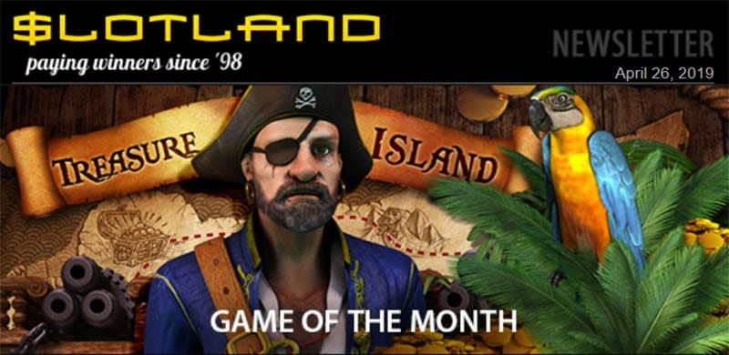 Slotland Casino Newsletter