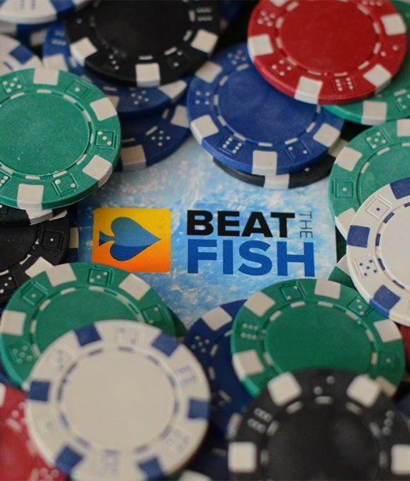 Poker Chips by Beat The Fish