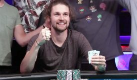 Ben Heath Wins First WSOP Bracelet After Final Table Blunder