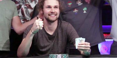 Ben Heath Wins First WSOP Bracelet After Final Table Blunder