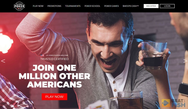 Global Poker USA Players