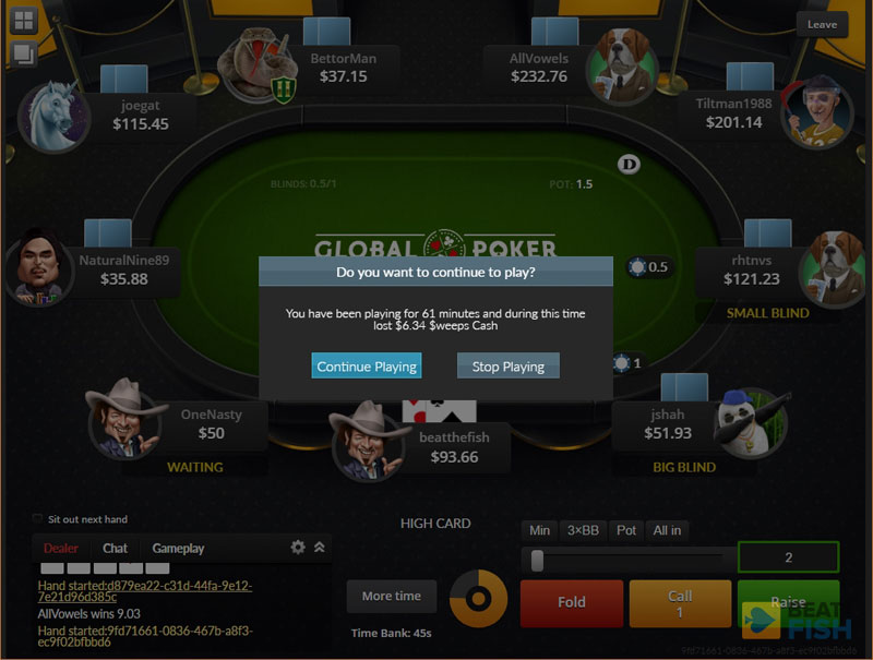 Is Global Poker Legit?