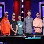 WSOP 2019 Final Table Runners.