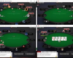 PokerStars Drops Multi-Table Cap from 24 to 4