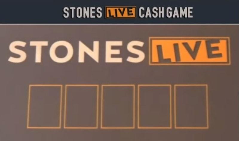 Stones Live Suspends Poker Broadcast