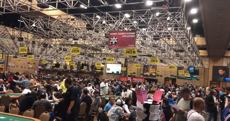Release Date for the 2020 WSOP Schedule