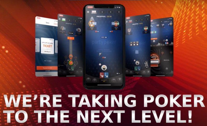 Partypoker New Mobile Poker App