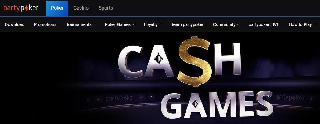Partypoker Online Poker Platform