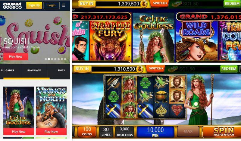 Chumba Casino Mobile