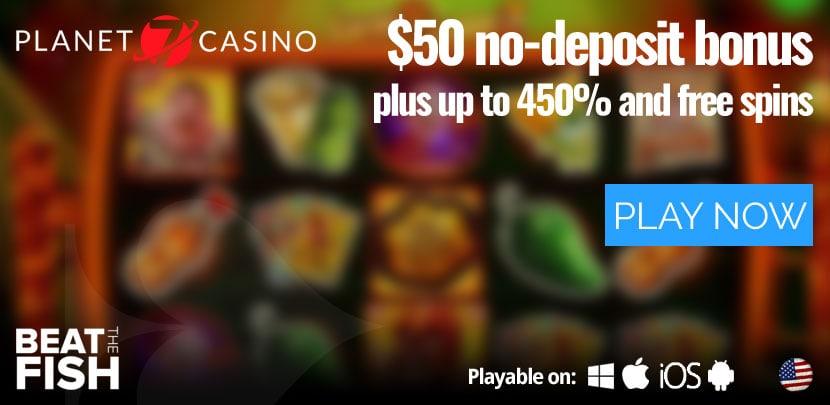 No deposit bonus codes for usa players
