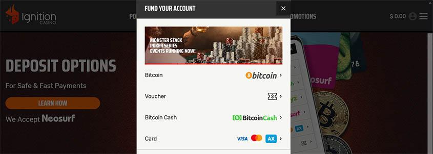 Australian banking at online poker sites