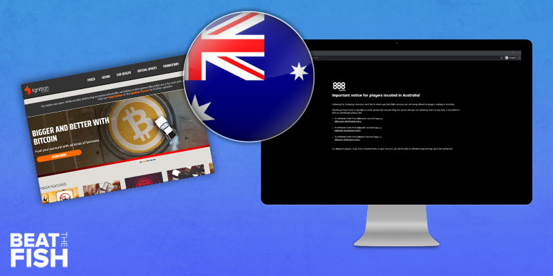 The Best Australia Poker Sites