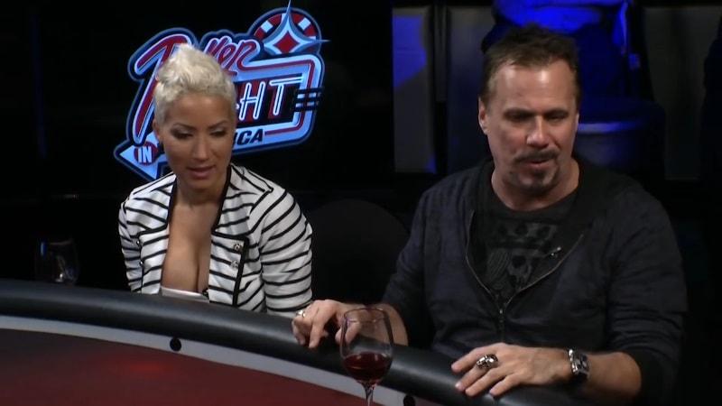 charity poker tournament winner