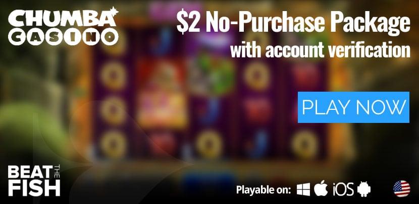 Play Now at Chumba Casino