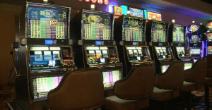 Empty Casinos from Coronavirus Outbreak