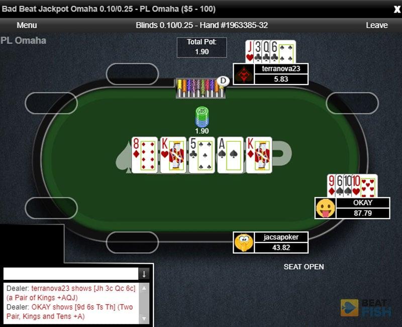 ESOP Agent Poker Site