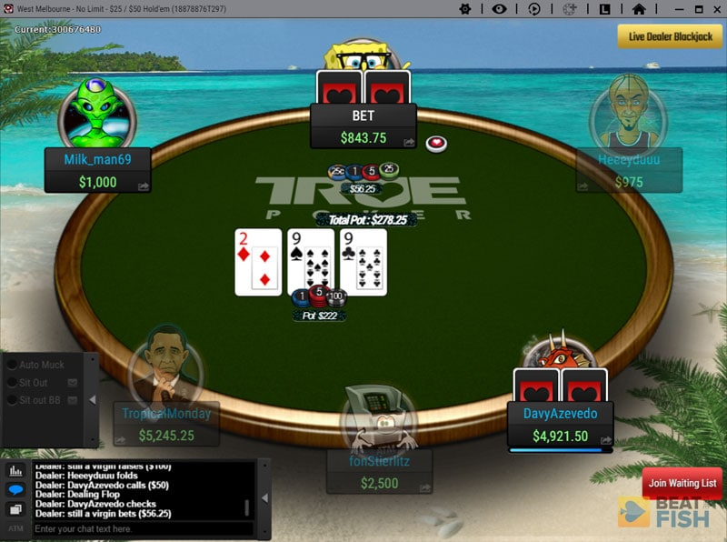 True Poker Software Download
