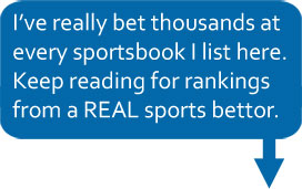 Real Sports Betting Ratings