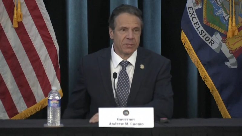More Pressure On Cuomo To Legalize Online Sports Betting